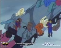 M.A.S.K. cartoon - Screenshot - Cliffhanger 025
