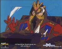 M.A.S.K. cartoon - Screenshot - Cliffhanger 422