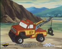 M.A.S.K. cartoon - Screenshot - Cliffhanger 601