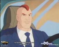 M.A.S.K. cartoon - Screenshot - Cliffhanger 202