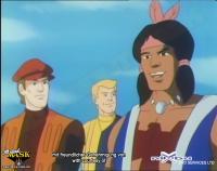M.A.S.K. cartoon - Screenshot - Cliffhanger 652