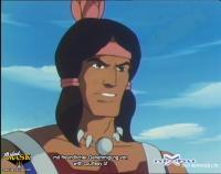 M.A.S.K. cartoon - Screenshot - Cliffhanger 245