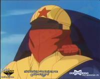 M.A.S.K. cartoon - Screenshot - Cliffhanger 394