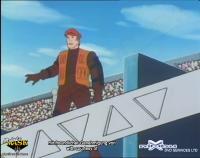 M.A.S.K. cartoon - Screenshot - Cliffhanger 117