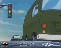 M.A.S.K. cartoon - Screenshot - Cliffhanger 256