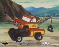 M.A.S.K. cartoon - Screenshot - Cliffhanger 602