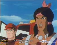 M.A.S.K. cartoon - Screenshot - Cliffhanger 157