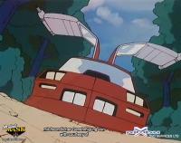 M.A.S.K. cartoon - Screenshot - Thunderhawk 08_04