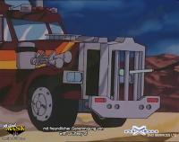 M.A.S.K. cartoon - Screenshot - Rhino 58_09
