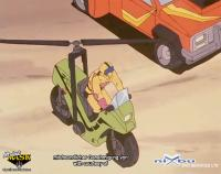 M.A.S.K. cartoon - Screenshot - Condor 01_14