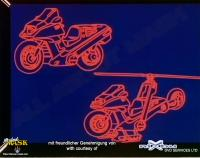 M.A.S.K. cartoon - Screenshot - Condor 09_1