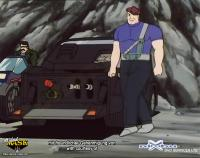 M.A.S.K. cartoon - Screenshot - Jackhammer 49_12