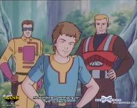 M.A.S.K. cartoon - Screenshot - Matt Trakker
