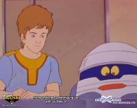 M.A.S.K. cartoon - Screenshot - The Magma Mole 521