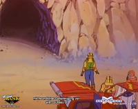 M.A.S.K. cartoon - Screenshot - The Magma Mole 811