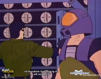 M.A.S.K. cartoon - Screenshot - The Magma Mole 576