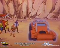 M.A.S.K. cartoon - Screenshot - The Magma Mole 771