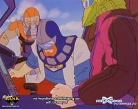 M.A.S.K. cartoon - Screenshot - The Magma Mole 752
