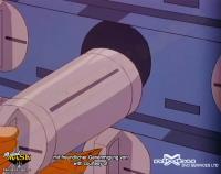 M.A.S.K. cartoon - Screenshot - The Magma Mole 579