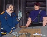 M.A.S.K. cartoon - Screenshot - The Star Chariot 497