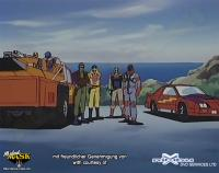M.A.S.K. cartoon - Screenshot - Solaria Park 650