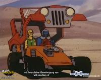 M.A.S.K. cartoon - Screenshot - Solaria Park 333