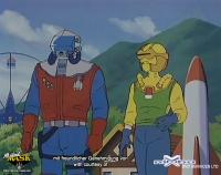 M.A.S.K. cartoon - Screenshot - Solaria Park 564