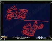 M.A.S.K. cartoon - Screenshot - The Creeping Terror 172