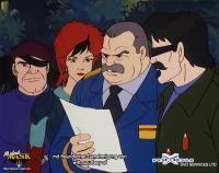 M.A.S.K. cartoon - Screenshot - The Creeping Terror 451