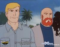 M.A.S.K. cartoon - Screenshot - The Creeping Terror 136