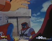 M.A.S.K. cartoon - Screenshot - Assault On Liberty 345