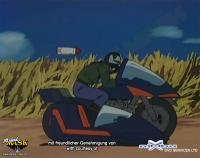 M.A.S.K. cartoon - Screenshot - Assault On Liberty 288