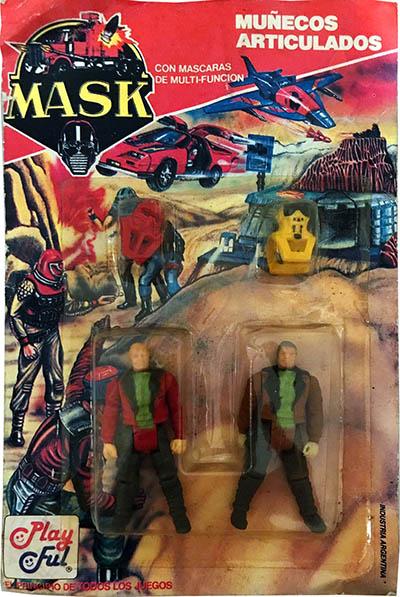 Matt Trakker & Ace Riker